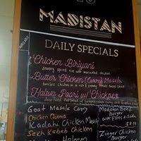 Madistan (indian restaurant)
