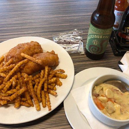 Lake Edge Seafood Company