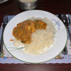Royal Indian cuisine