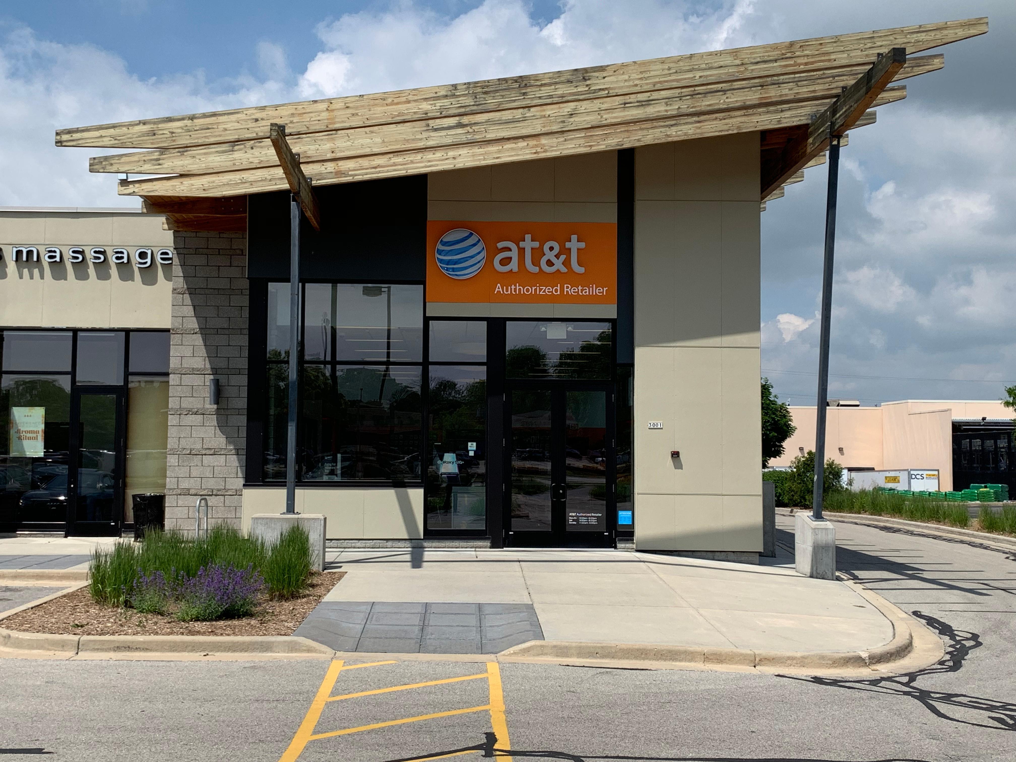 AT&T 3001 S 108th St, West Allis