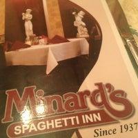 Minard's Spaghetti Inn